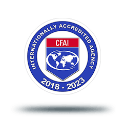 CFAI logo showing certification through 2023