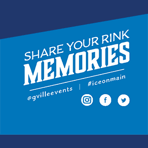 Social Media icons with words: Share Your Memories